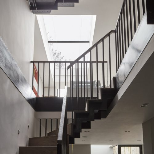 Engineered Wooden Stairs